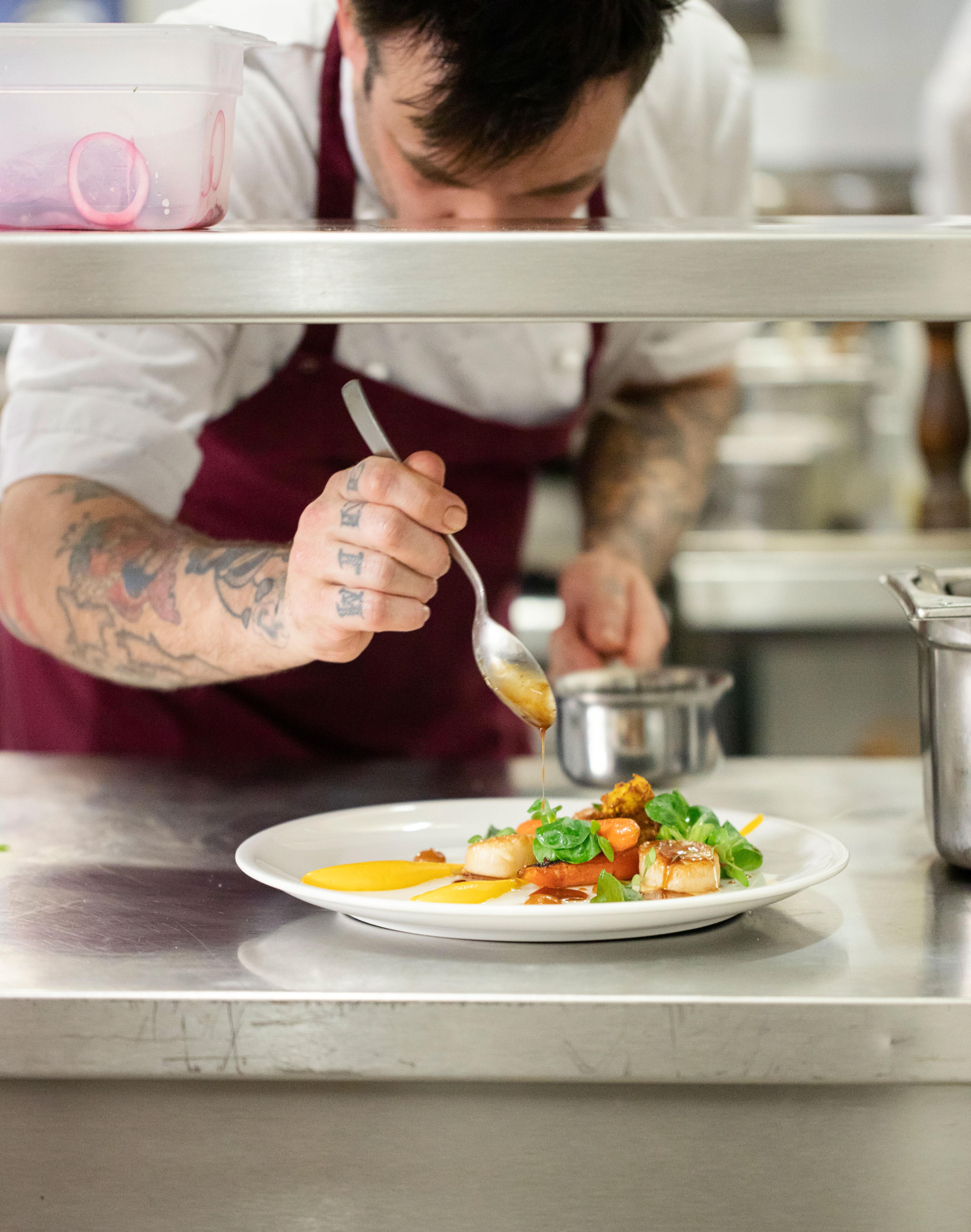 Joynes Kitchen Reportage
